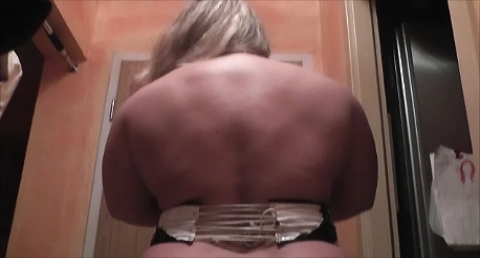 Anna Konda - German Female Muscles. German Shehulk! Huge FBB!