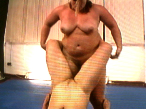 DVD Battling Big Chicks  Vol.2 Anna Konda, Lara, Kathy, Steffi -Female Wrestling