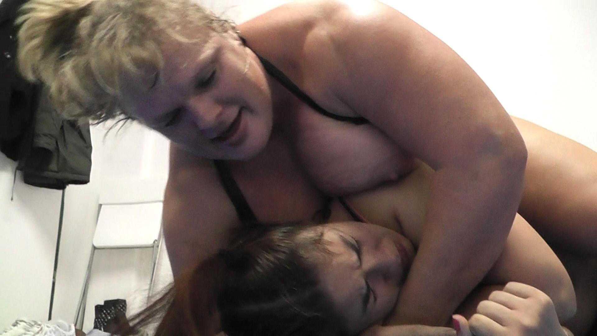 Want him mixed wrestling dom pics Dom